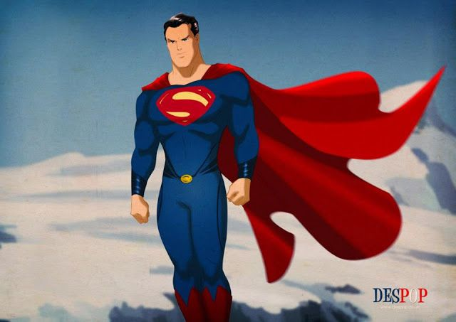 Man of Steel by Des Taylor