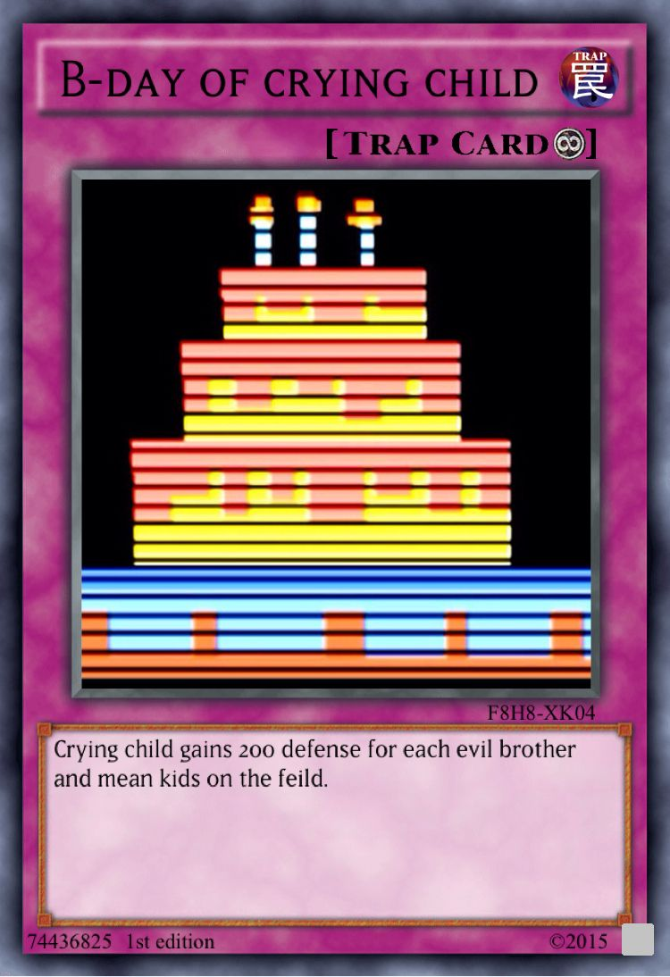 Yu gi oh yu gi oh card drlg en048 prominence hand super rare - B Day Of Crying Child 4 Yugiohyugioh