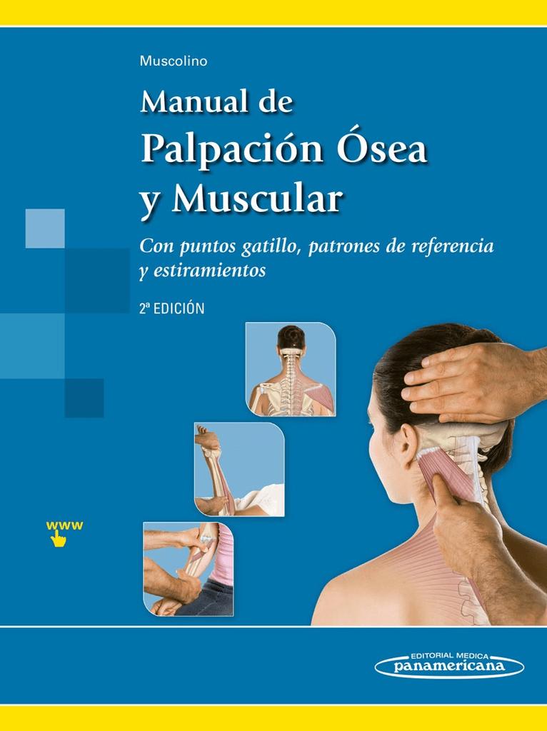 Palpacion Osea y Muscular #Kinesiologia #Fisioterapia #Libros ...