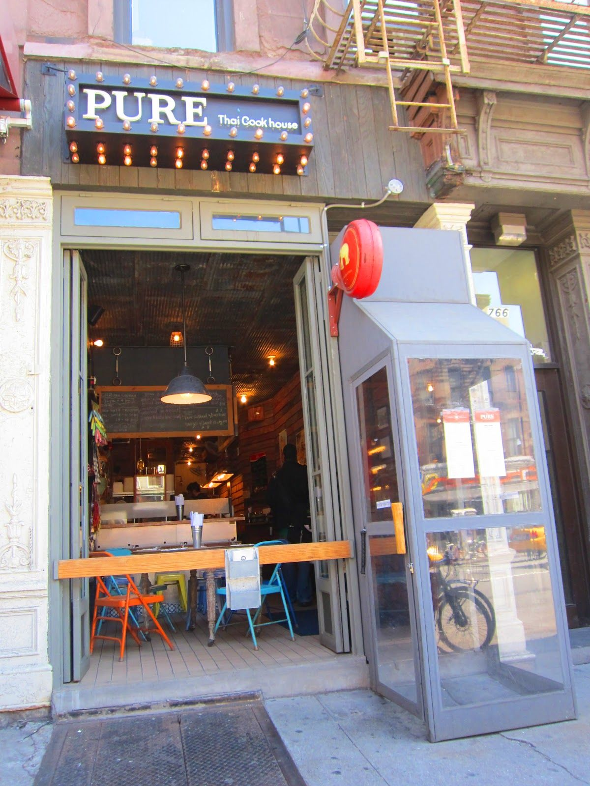 pure thai cookhouse 766 9th Ave New York, NY 10019 b/t 51st St ...