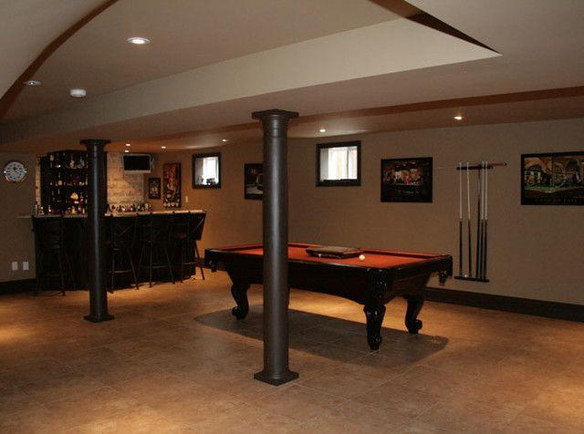 Basement Rec Room Ideas basement recreation room with bar basement within basement rec