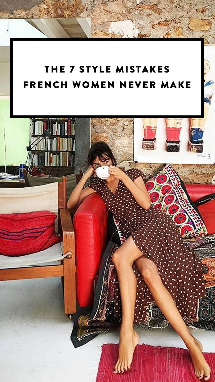 Jeanne Damas: French style fashion rules