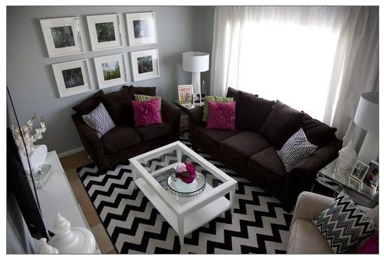 Sensational Dark Brown Couch White Class Top Table White Curtains Teal Caraccident5 Cool Chair Designs And Ideas Caraccident5Info