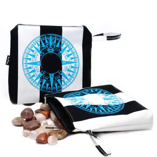 Säilytyspussi Kompassiruusu – Necessary Bag Compass Rose