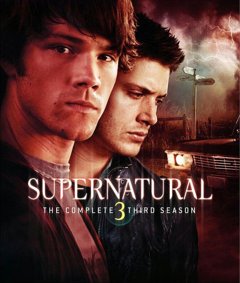Season 3 (With images) Supernatural season 3