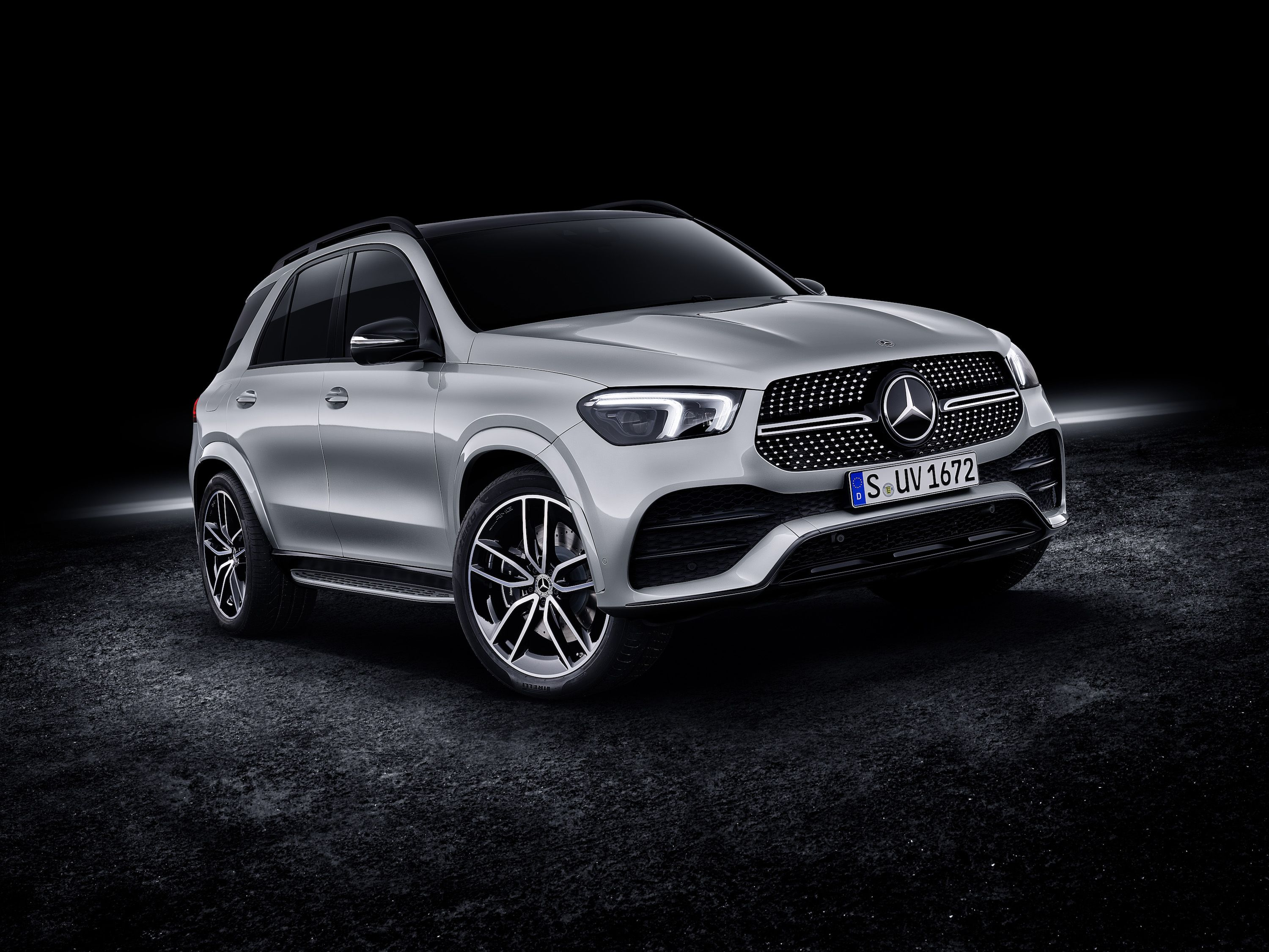 2020 Mercedes Benz Gle Unveiled With Images Mercedes Benz Gle
