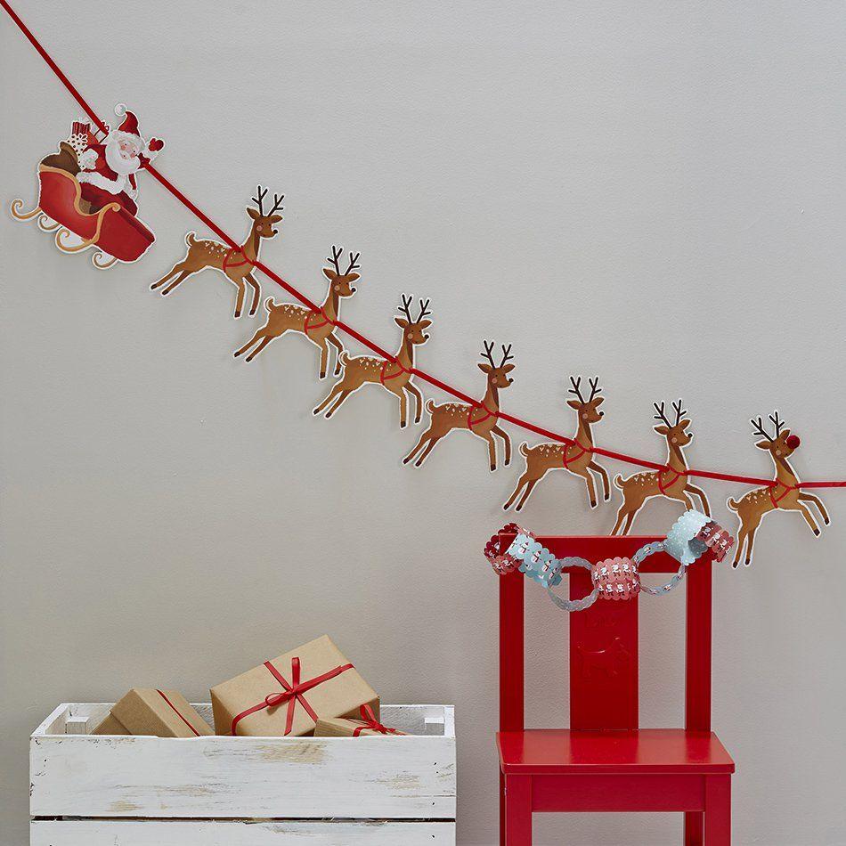 Descubre estas decoraciones originales de Navidad   Guirnaldas ...