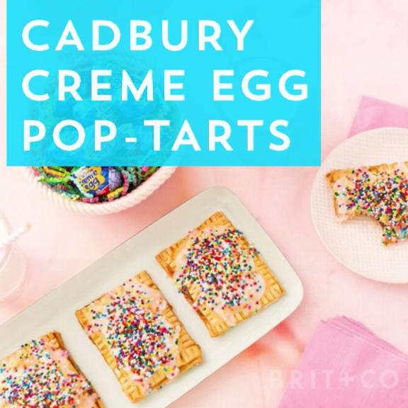 how to make a cadbury creme egg