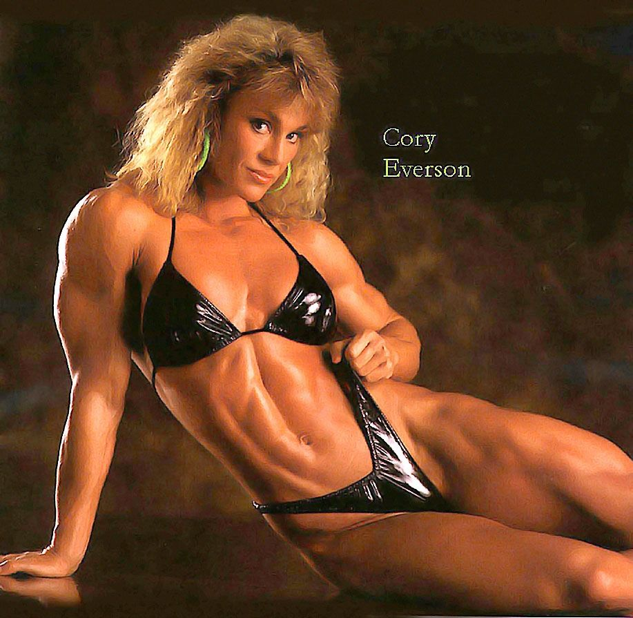 Cory Everson 6 times Ms. Olympia! | Our Beautiful Planet