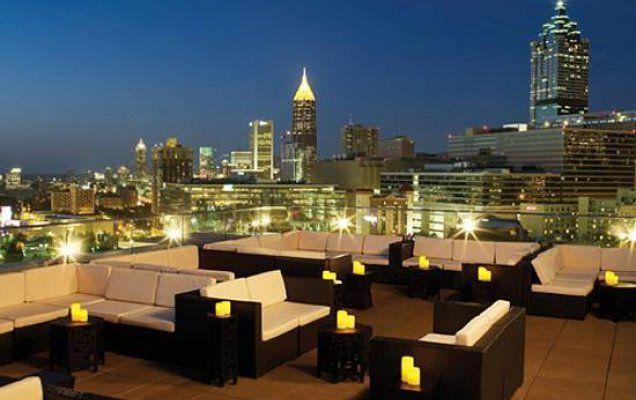 Atlanta S 11 Hottest Rooftop Restaurants Bars Rooftop Restaurant Rooftop Venue Best Rooftop Bars