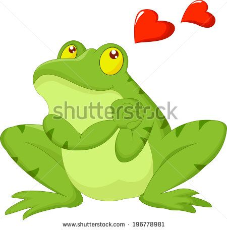 Stock Images similar to ID 54380032 - frog prince cartoon character