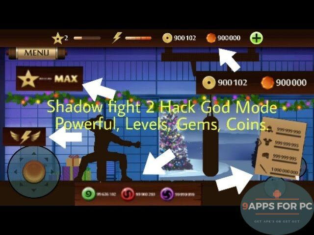 Shadow Fight 2 Apk Unlimited Coins And Gems Shadow Fight Hacks