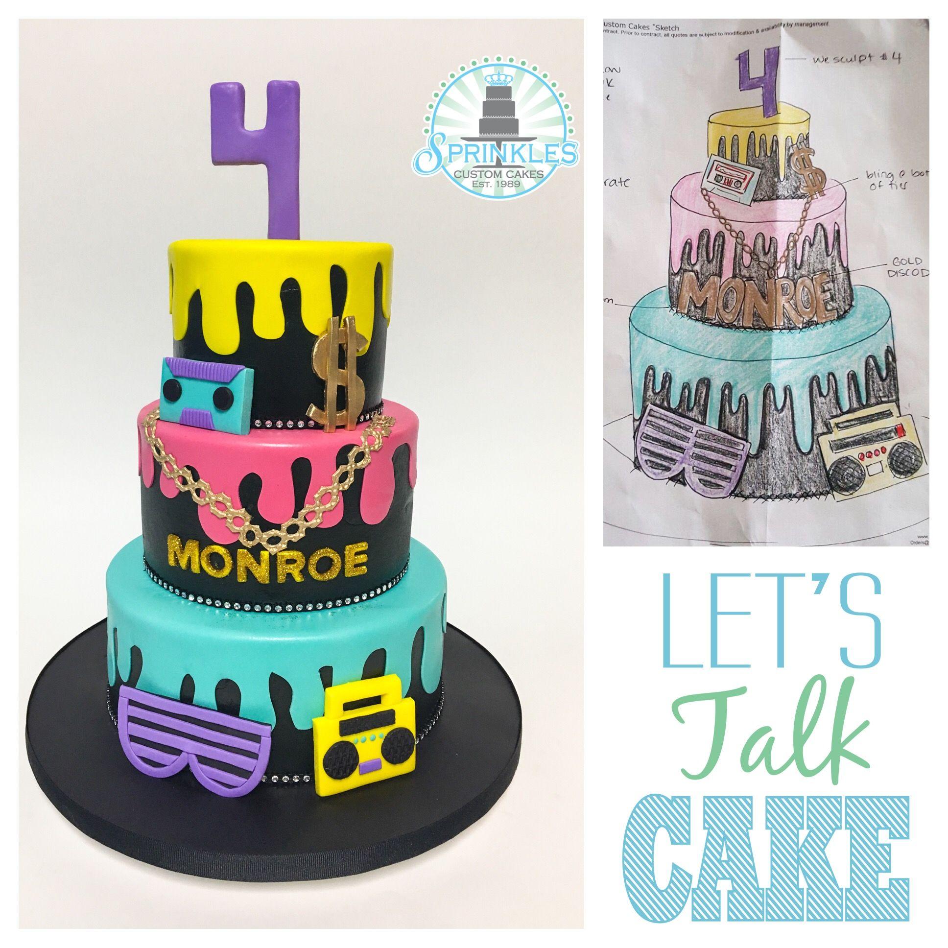 Pleasant Birthday Cake Party Cakes Cake Custom Cakes Personalised Birthday Cards Xaembasilily Jamesorg