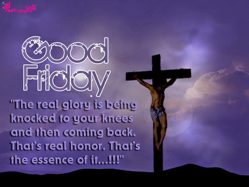 Good Friday Messages Quote Good Friday Pinterest Good Friday