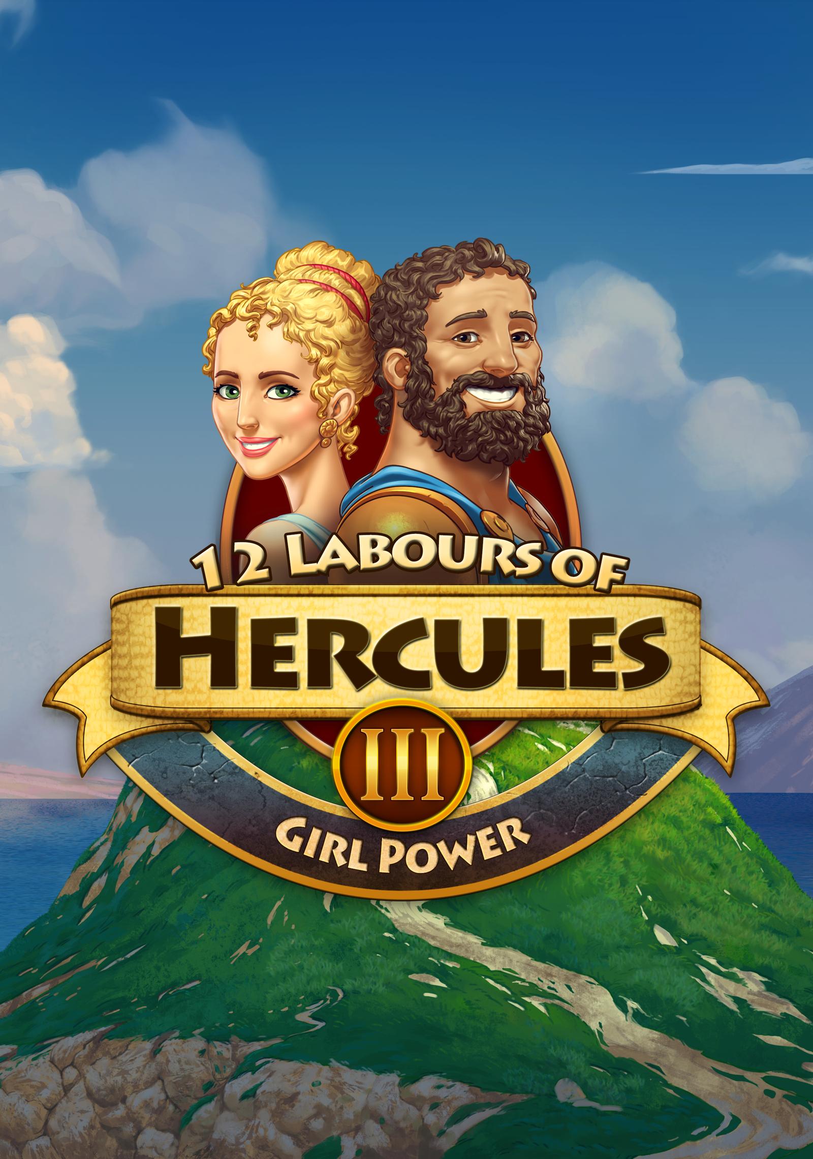 12 Labours Of Hercules Iii Girl Power Online Game Code