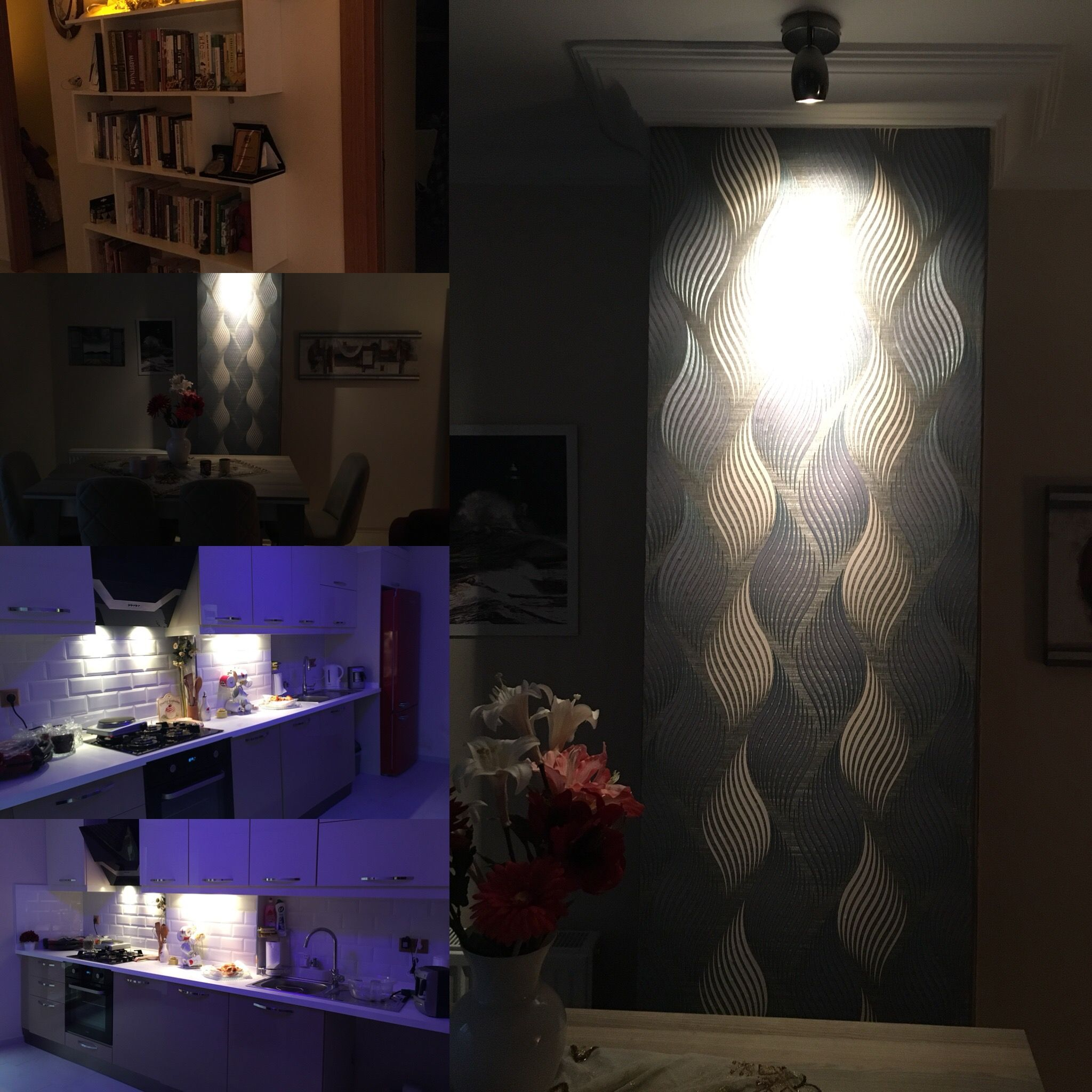 Lovely Einfache Dekoration Und Mobel Atmosphaerisch Indirekte Beleuchtung #4: Finde Diesen Pin Und Vieles Mehr Auf Bizden Von Afmdekor.