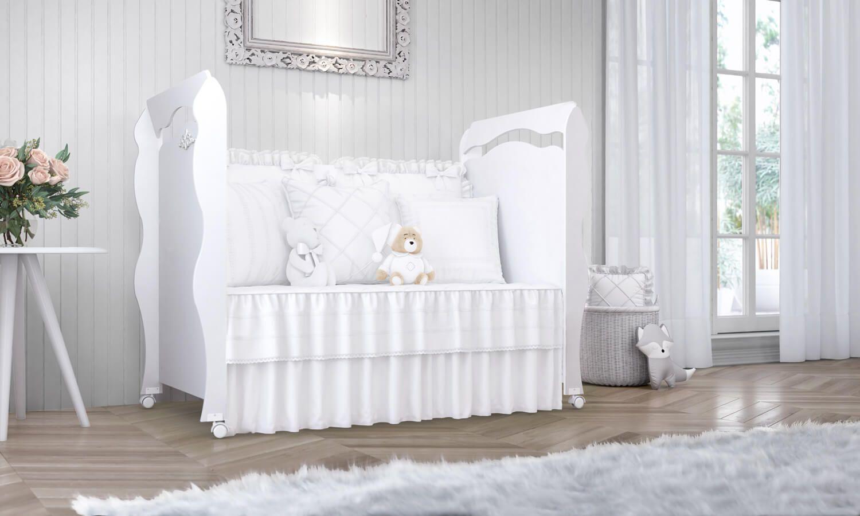 ca14419035 Com um enxoval de qualidade e almofadas decorativas