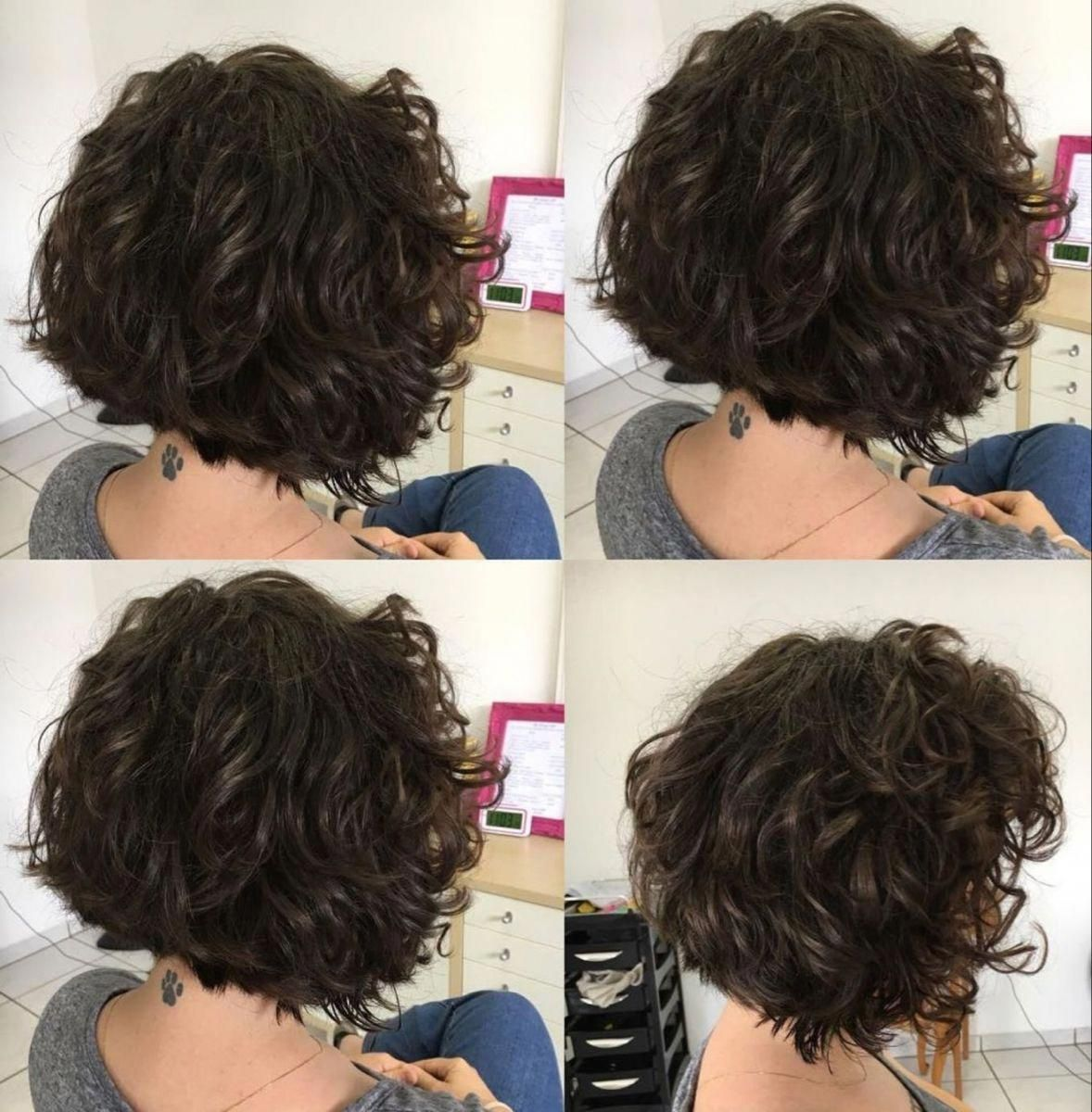 60 Classy Short Haircuts And Hairstyles For Thick Hair In 2020 Hair Styles Curly Hair Styles Naturally Short Hairstyles For Thick Hair