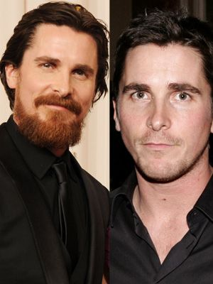 Clean shaven or beard