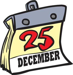 Free Calendar Clip Art Image: Cartoon Clip Art Illustration of a ...