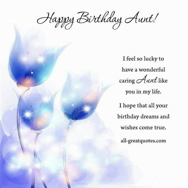 Pin by lynn coleman on birthday greetings pinterest happy mind blowing quotes birthday wishes for aunt e card m4hsunfo