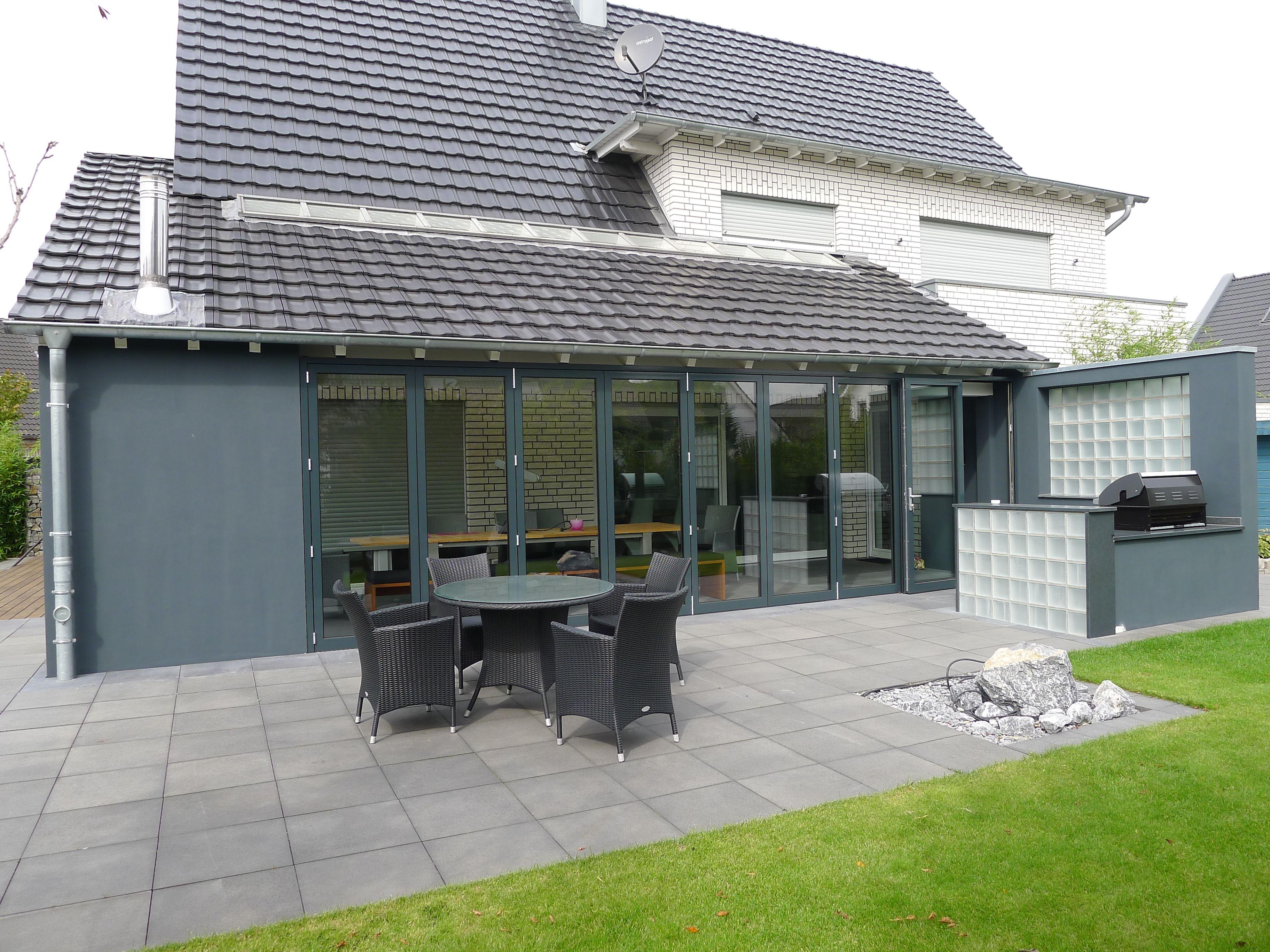 wintergarten und outdoor k che outdoor k che barbecue pinterest outdoor k che garten. Black Bedroom Furniture Sets. Home Design Ideas