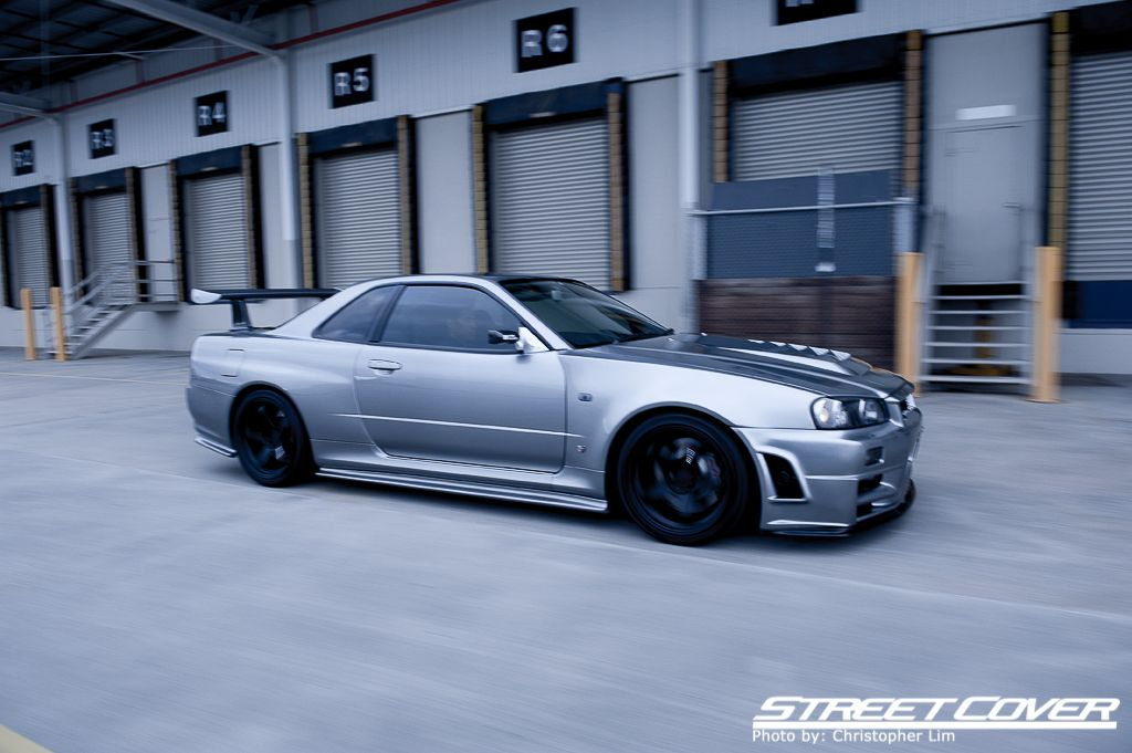 My Absolute All-Time Dream Car! A Nissan Skyline R34 GTR