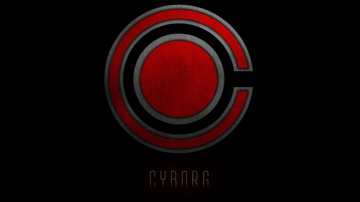 Cyborg Cyborg Superhero Symbols Symbols