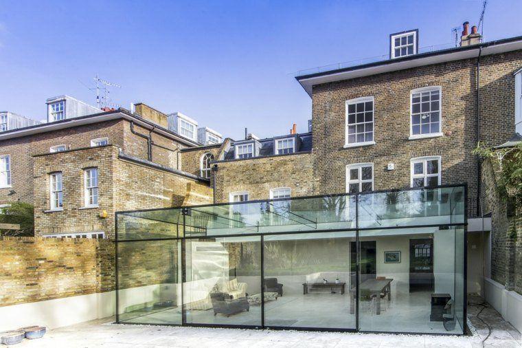 idee agrandissement maison 50 extensions esthetiques With awesome maison toit en verre 2 idee agrandissement maison 50 extensions esthetiques