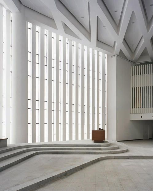 2007 China, Beijing Christian Church   Gmp Architekten Von Gerkan, Marg Und  Partner Images