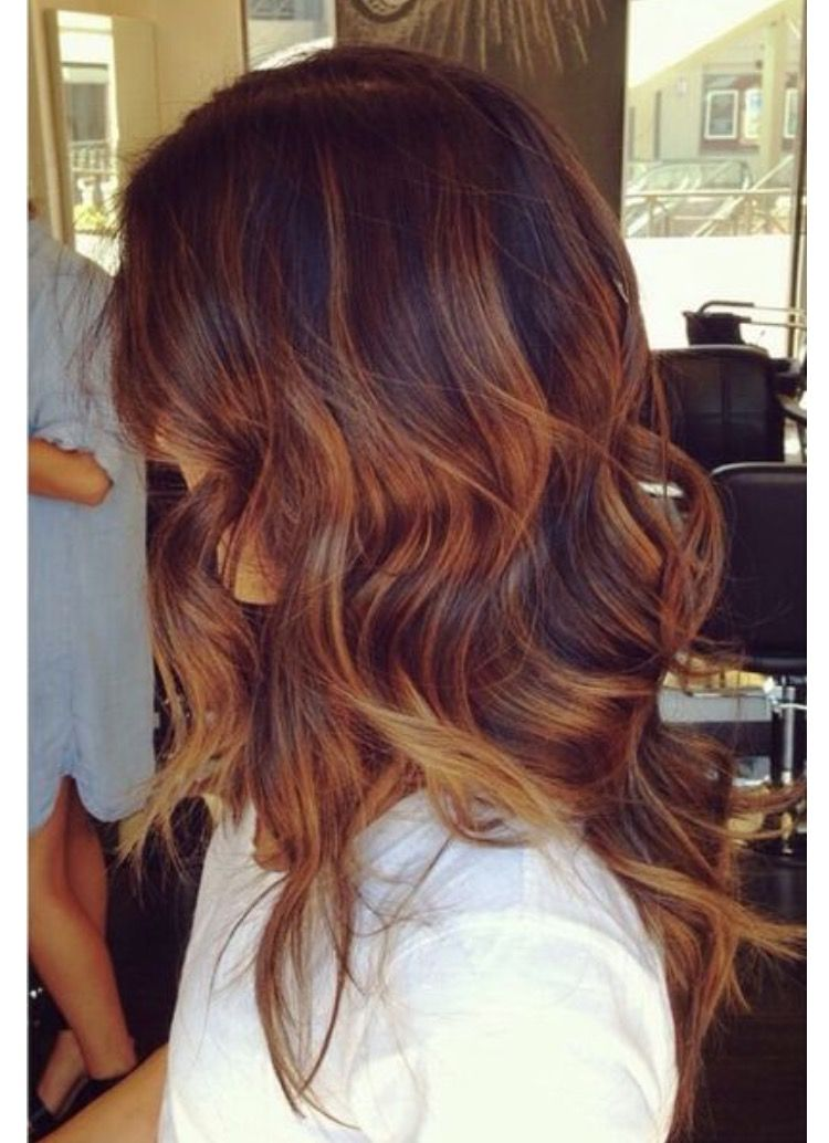 Rose And Auburn Hair Pinterest Hair Coloring Hair Style And