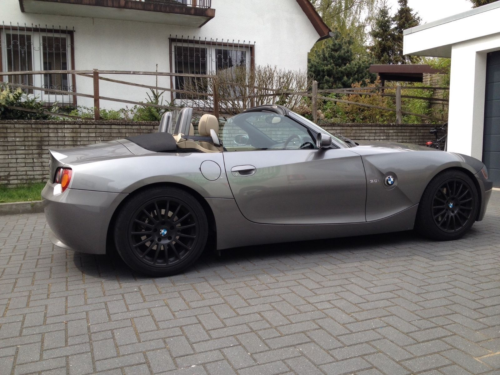 Bmw roadster rhd als cabrio roadster in oldenburg
