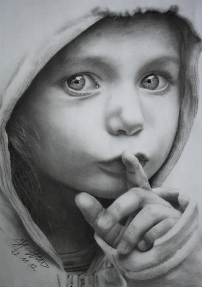 """Keep Silent"" by Hermann Ittermann (Germany)"