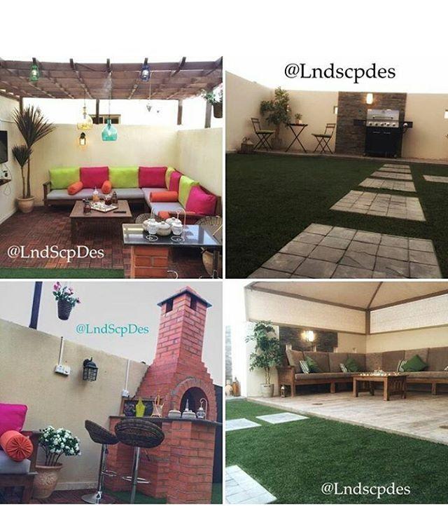 Lndscpdes كثير يسألني عن منفذين للحدائق شوفو هالحساب ينسق لكم كمان حدائق السطح كل بيت يستاهل حديقة Coffee Shop Interior Design Terrace Design Outdoor Seating