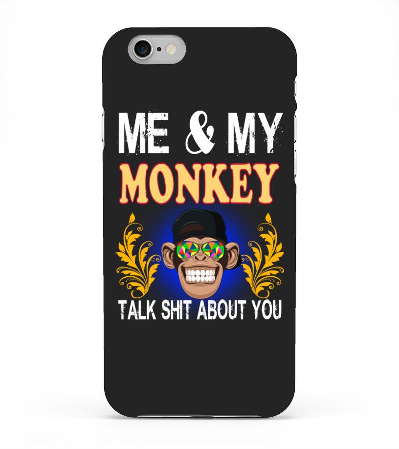 MONKEY Phone Cases  Funny Monkey T-shirt, Best Monkey T-shirt