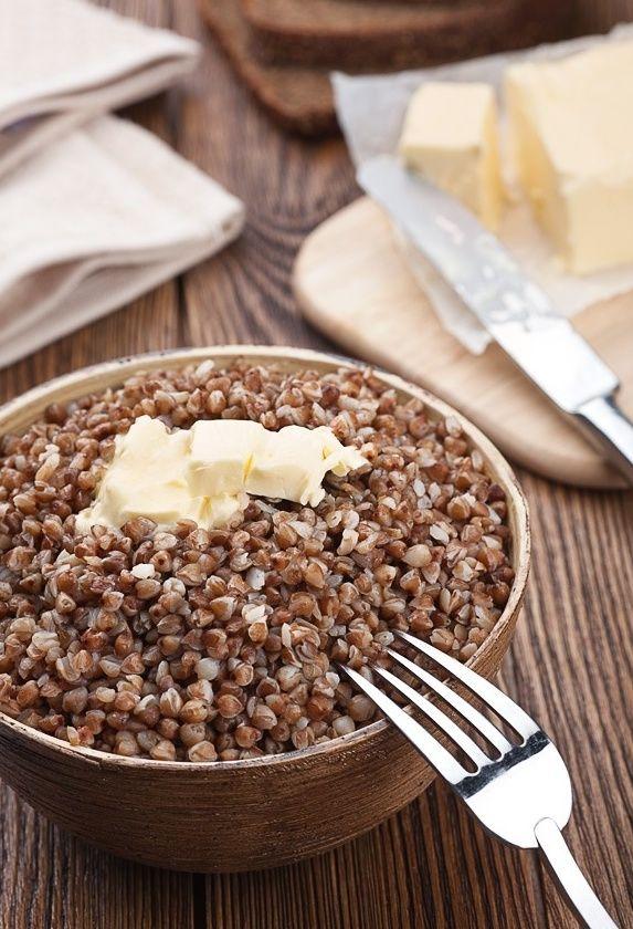 «Grechka» - buckwheat porridge.