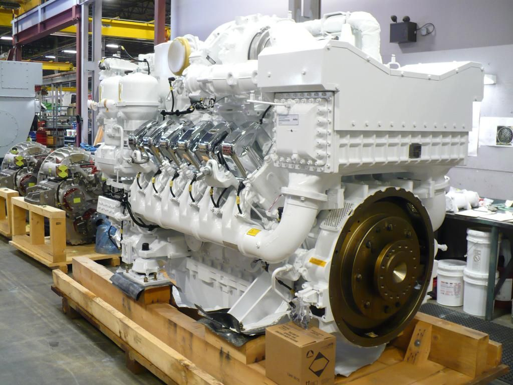 mtu 12v 4000 big diesel engines pinterest engine diesel rh pinterest com Caterpillar Marine Diesel Engines MTU Aero Engines Logo