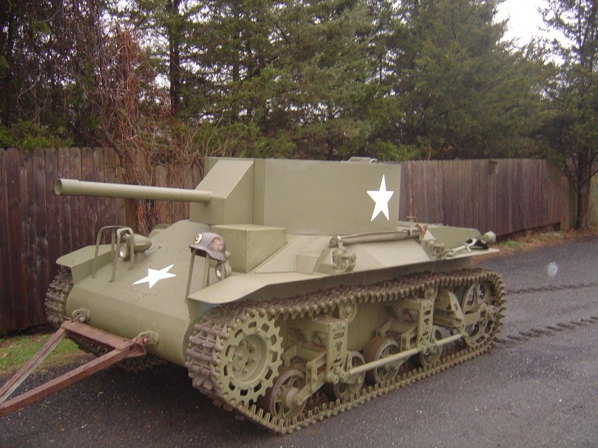 Military Tanks For Sale >> For Sale Rare 1943 M22 Locust Light Tank For Just 55 000 Tanks
