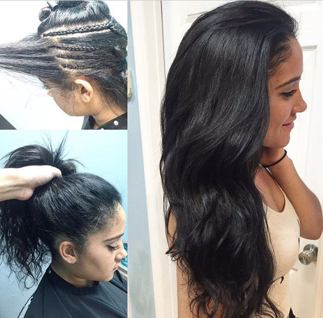 Pin By Anamarie Garcia On Someday Black Hair Extensions Natural Hair Styles Hair Styles