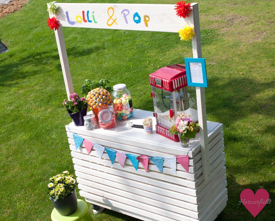 diy limonadenstand verkaufsstand kinder diy pinterest verkaufsstand kind und flohmarkt. Black Bedroom Furniture Sets. Home Design Ideas