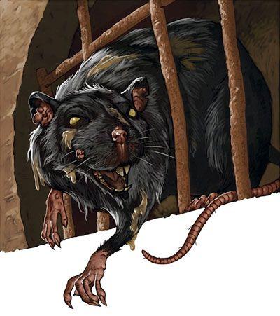 Resultado de imagen de ratas mtg