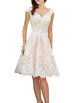 Hochzeitskleid Standesamt (mit Bildern) | Hochzeitskleid ...