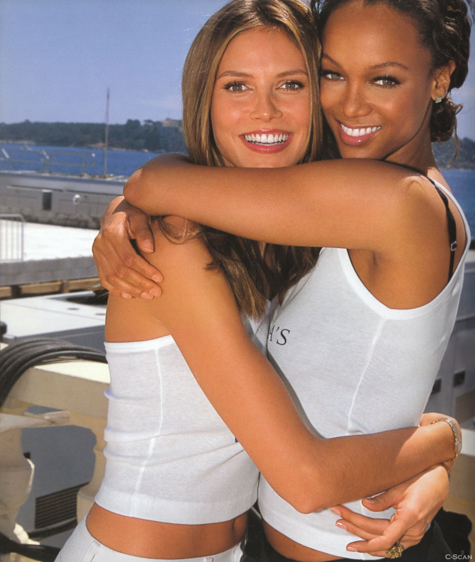 Tyra Banks Young Victoria S Secret: Pin By Necia Czerniecki On Heidi Klum