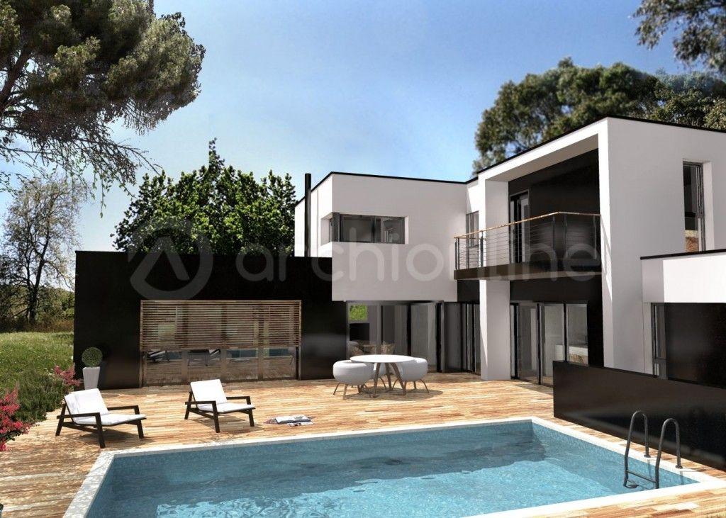La maison Noé par l\'architecte Jacques Pichon | Type de maison ...
