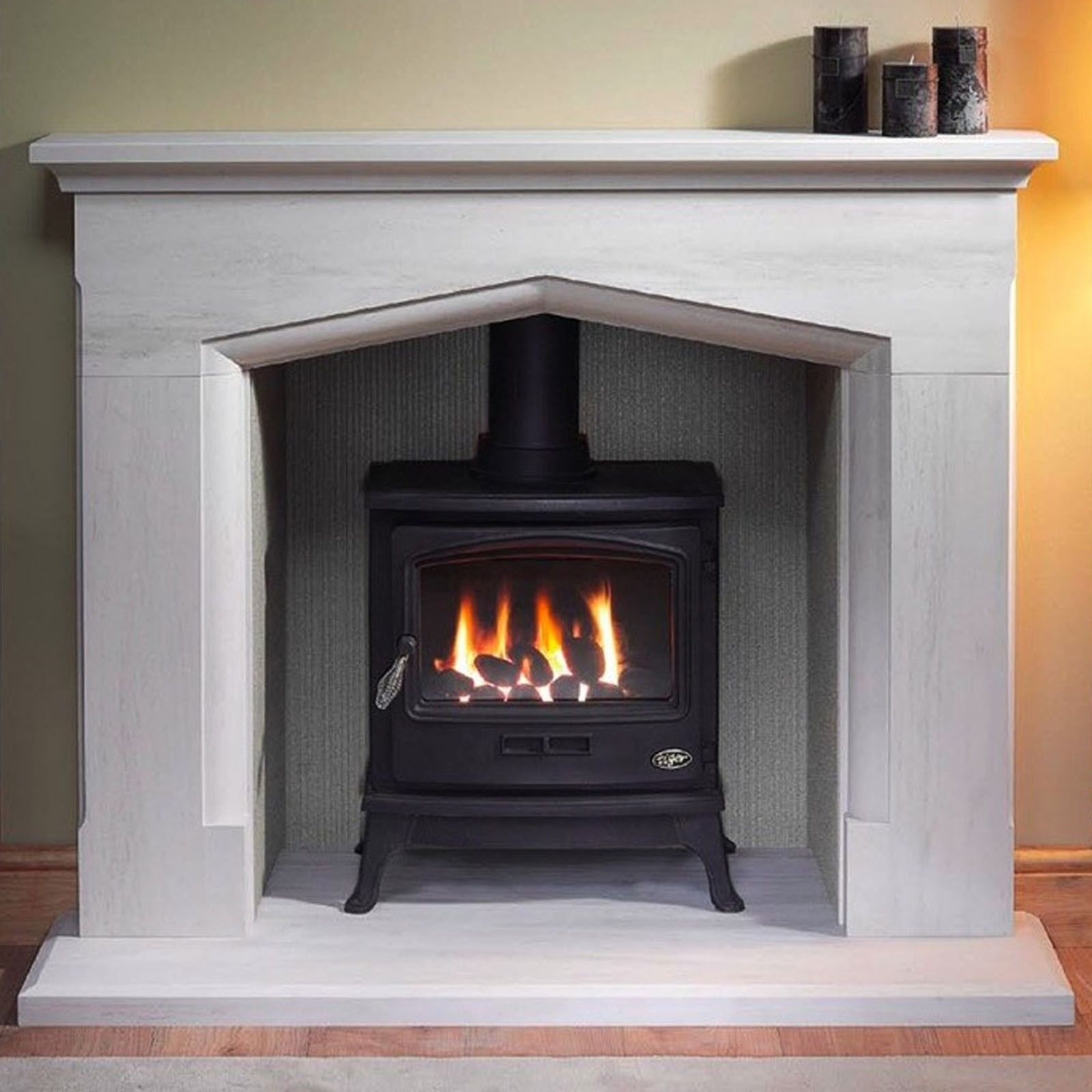 Gallery coniston 54 stone inglenook fireplace in 2020