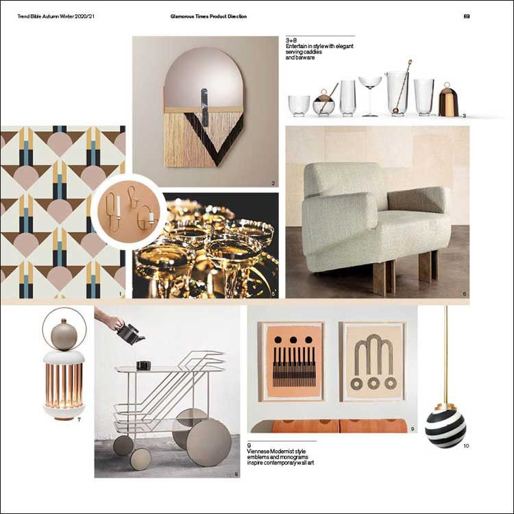 appletizer trend bible home interior trends a w 2020 on 2021 color trends for interiors id=53858