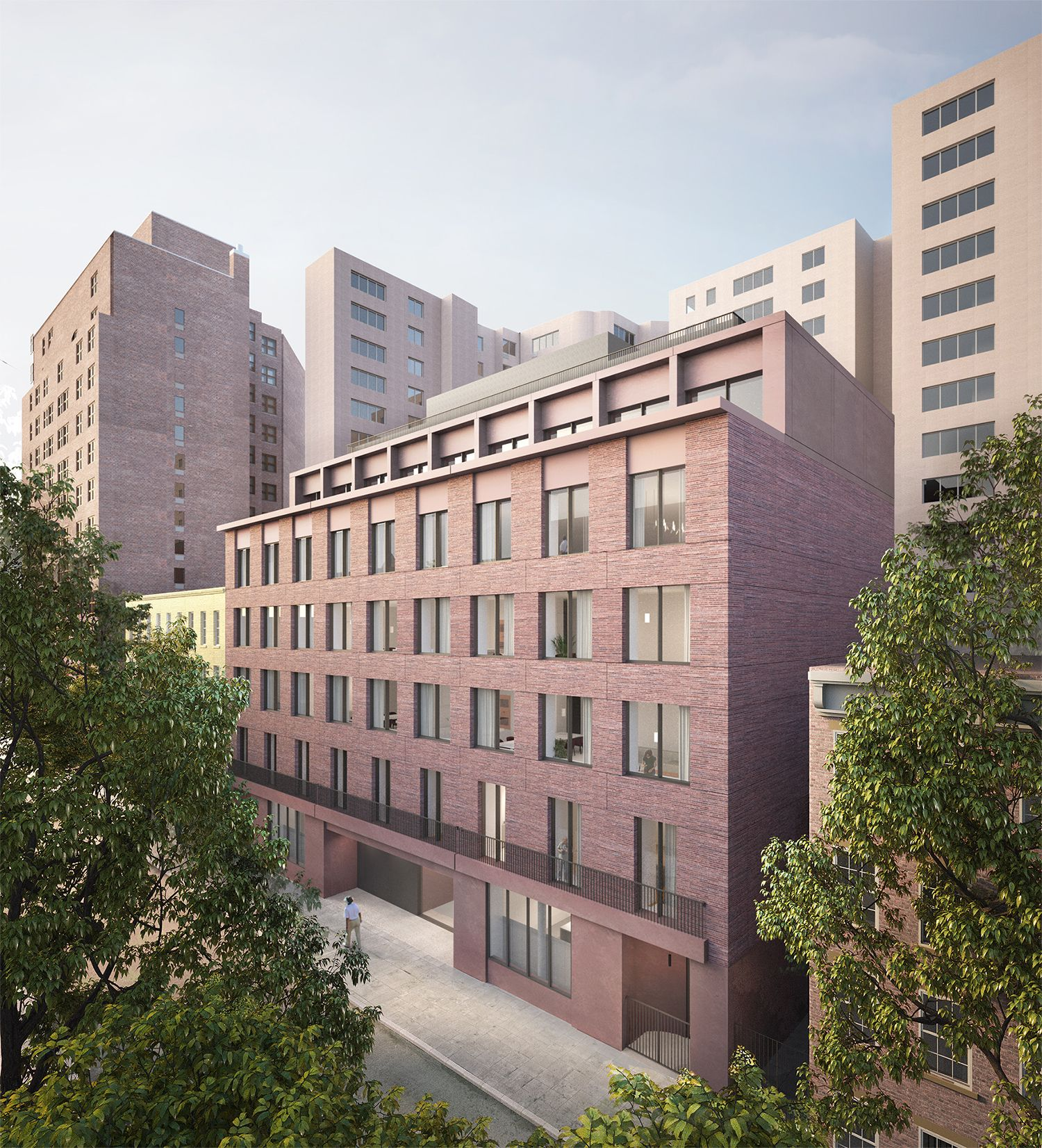 David Chipperfield's Jane Street condo is rejected by the