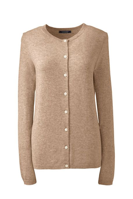 Women s Cashmere Cardigan Sweater from Lands  End  5279b80b6