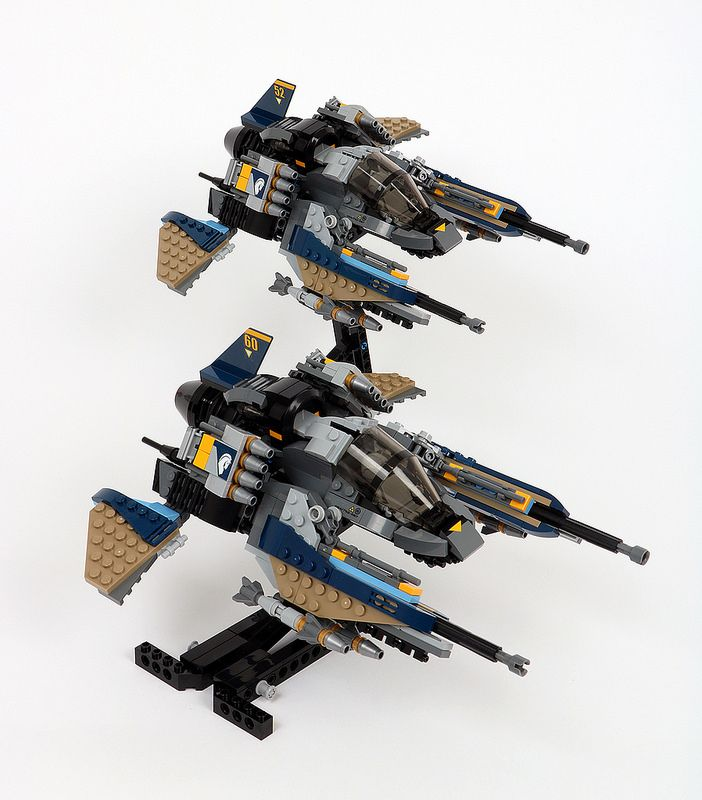Amano Heavy Industries - Tracer Class Vipers | by TOKYO TAG TEAM