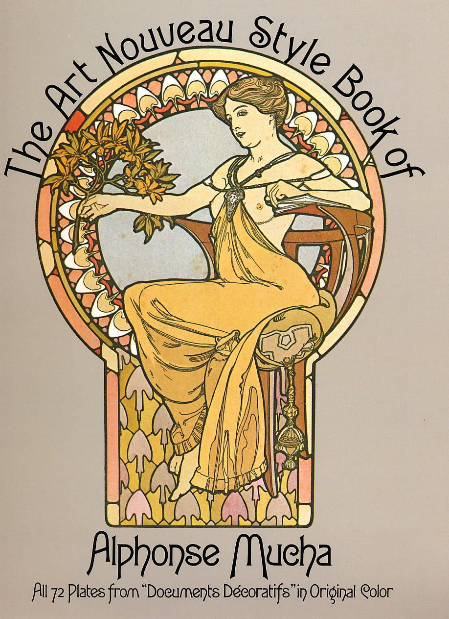 Historic Art Nouveau Wallpaper - WallpaperSafari | ~**..**~ Love ...